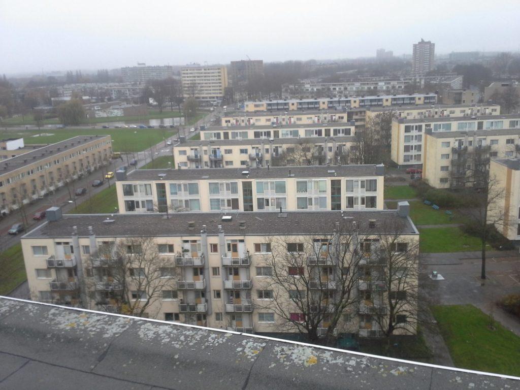 Tiental woonblokken in rotterdamse wijk charlois for Wijk in rotterdam
